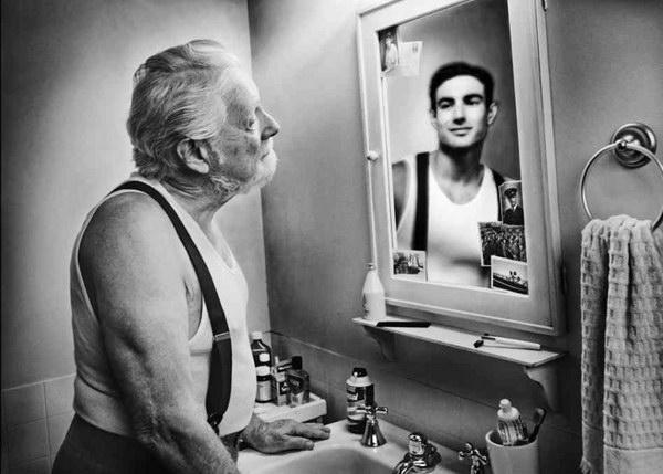 Стихотворение Капризный старик Cranky Old Man